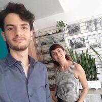 Ayelén y Juan